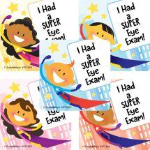 Super Vision Stickers