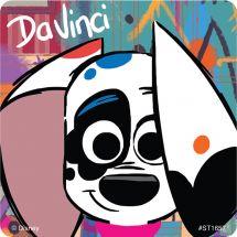 101 Dalmatian Street Stickers