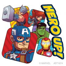 Marvel Super Hero Adventures Sticker