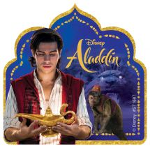 Aladdin Shaped Stickers