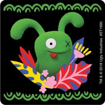 UglyDolls Vibrant Jungle Stickers