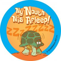Numb Mouth Stickers