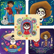 Disney Pixar Coco Movie Stickers