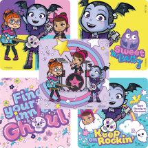 Vampirina Ghoul Girls Stickers