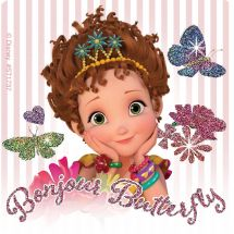 Fancy Nancy Glitter Stickers