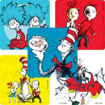Cat in the Hat Stickers