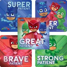 PJ Masks Great Patient Stickers