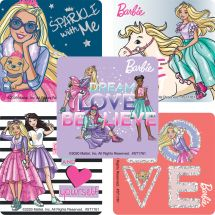 Barbie Modern Princess Stickers