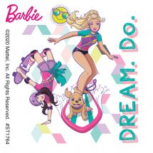 Barbie Sports Stickers