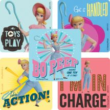 Toy Story 4 Bo Peep Stickers