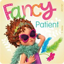 Fancy Nancy Patient Stickers