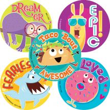 Epic Sayings Stickers