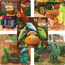 Dinosaur Train Stickers