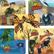Wild Kratts Stickers