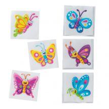 Butterfly Wiggle Eye Stickers