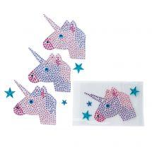 Unicorn Gem Stickers