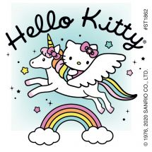 Hello Kitty Unicorn Stickers