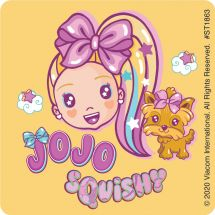 Jojo Siwa Cute & Squishy Stickers