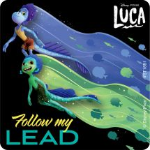 Luca Movie Stickers