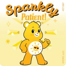 Care Bears Patient Stickers
