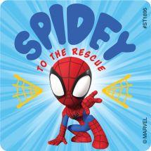 Spidey & His Amazing Friends Stickers