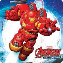 Avengers Mech Strike Stickers