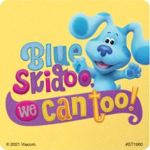 Blue's Clues & You Skidoo Stickers