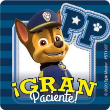 PAW Patrol Spanish Patient Stickers
