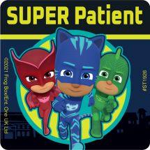PJ Masks Great Patient Stickers