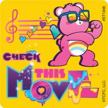 Care Bears Make Some Noise Stickers