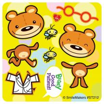 Make Your Own™ Medical Bear Stickers