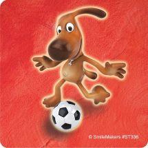 Sports Puppy Stickers