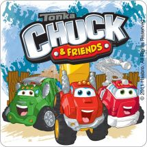 Tonka™ Chuck & Friends Stickers