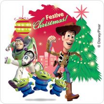 Toy Story 3 Christmas