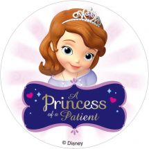 Sofia the First Patient Stickers