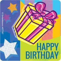 Birthday Celebration Stickers