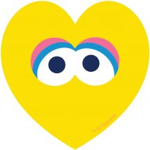 Sesame Street: Hearts Stickers