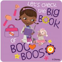 Doc McStuffins: Big Book of Boo Boos Stickers