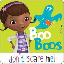 Doc McStuffins Halloween Stickers