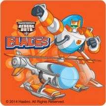 Transformers Rescue Bots Stickers