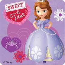 Sofia the First Valentine's Day Stickers