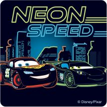 Glow in the Dark Disney Cars: Neon Ra