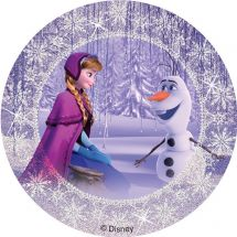 Disney Frozen Glitter Sticker