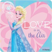 Disney Frozen Valentine's Day Stickers