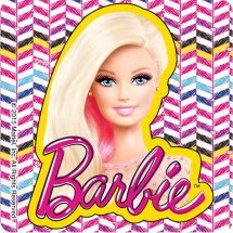 Barbie Pics Stickers