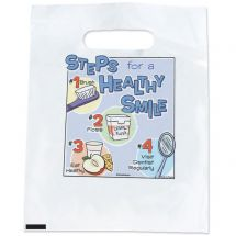 Steps for Healthy Smile Bags