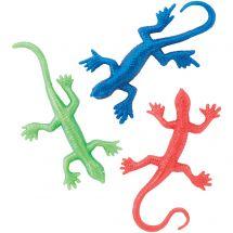 Stretchy Pearlized Lizards
