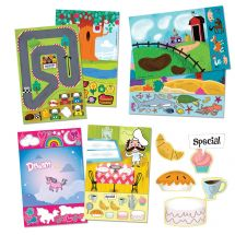 Sticker Activity Sheets Assorted Packs