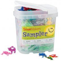 Stretchy Toy Sampler