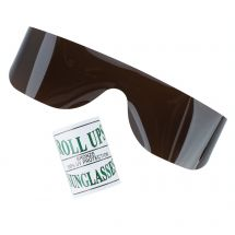 Roll-Up Dilation Glasses